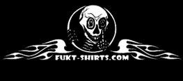 Fukt shirts Footer Logo